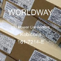 161-7214-E - Kobiconn - DC Power Connectors