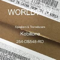254-DS548-RO - Kobitone - 스피커 및 트랜 듀서