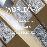 254-DS8082-RO - Kobitone - 스피커 및 트랜 듀서