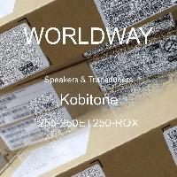 255-250ET250-ROX - Kobitone - 스피커 및 트랜 듀서