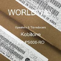254-PS606-RO - Kobitone - スピーカーとトランスデューサー