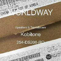 254-DS208-RO - Kobitone - Altoparlanti e trasduttori