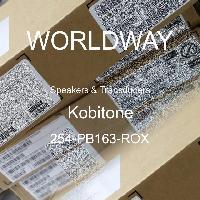 254-PB163-ROX - Kobitone - Altoparlanti e trasduttori