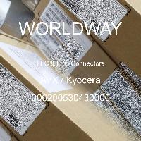 006200530430000 - KYOCERA Corporation - FFCおよびFPCコネクタ