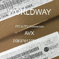 008370127000800 - KYOCERA Corporation - FFCおよびFPCコネクタ