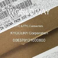 008370121000800 - KYOCERA Corporation - FFCおよびFPCコネクタ