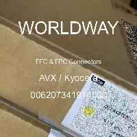 006207341914000 - KYOCERA Corporation - FFCおよびFPCコネクタ