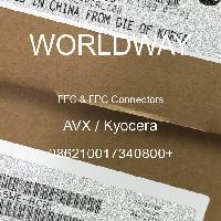086210017340800+ - KYOCERA Corporation - FFCおよびFPCコネクタ