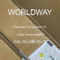 GAL16LV8D-5LJN - Lattice Semiconductor Corporation - ICs für elektronische Komponenten