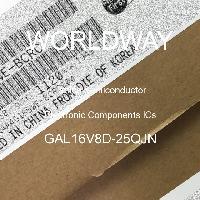 GAL16V8D-25QJN - Lattice Semiconductor Corporation - IC linh kiện điện tử