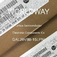 GAL20V8B-15LPNI - Lattice Semiconductor Corporation - Electronic Components ICs
