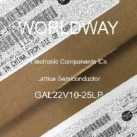 GAL22V10-25LP - Lattice Semiconductor Corporation