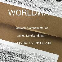 LC4128V-75TN100-10I - Lattice Semiconductor
