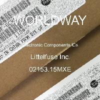 02153.15MXE - Littelfuse Inc - 電子部品IC
