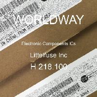 H 218.100 - Littelfuse Inc - 전자 부품 IC