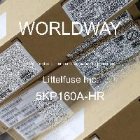 5KP160A-HR - Littelfuse Inc - Diodes TVS - Suppresseurs de tension transito