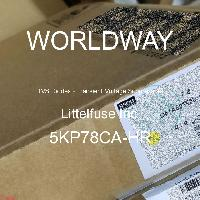 5KP78CA-HR - Littelfuse Inc - Diodos TVS - Supressores de Voltagem Transien