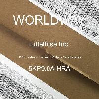 5KP9.0A-HRA - Littelfuse Inc - Điốt TVS - Ức chế điện áp thoáng qua