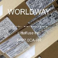 5KP7.0CA-HR - Littelfuse Inc - Diodos TVS - Supressores de Voltagem Transien