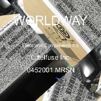 0452001.MRSN - Littelfuse Inc - Circuiti integrati componenti elettronici