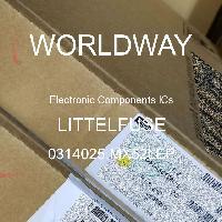 0314025.MX52LEP - LITTELFUSE - Circuiti integrati componenti elettronici
