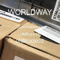 0RBOX002Z - Littelfuse - Bộ bảo vệ mạch