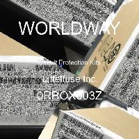 0RBOX003Z - Littelfuse - Bộ bảo vệ mạch