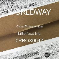 0RBOX004Z - Littelfuse - Bộ bảo vệ mạch