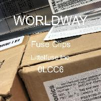 0LCC6 - Littelfuse - Fuse Clips