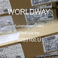 0283100.U - Littelfuse - Sekering Otomotif
