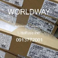 0913772001 - Littelfuse - Conectores automotrices
