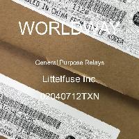 02040712TXN - Littelfuse - General Purpose Relays