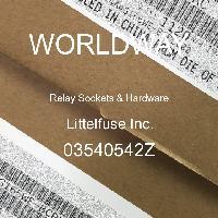 03540542Z - Littelfuse - Relay Sockets & Hardware