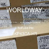 5KP43CA-HR - Littelfuse - Diodos TVS - Supressores de Voltagem Transien