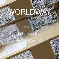 5KP7.5CA-HR - Littelfuse - Diodos TVS - Supressores de Voltagem Transien