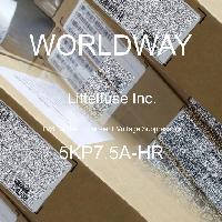 5KP7.5A-HR - Littelfuse - TVS Diodes - Transient Voltage Suppressors