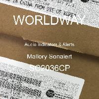 SC2036CP - Mallory Sonalert - Indicadores de audio y alertas
