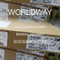 SCE028MD3DT8S - Mallory Sonalert - Indicadores de audio y alertas