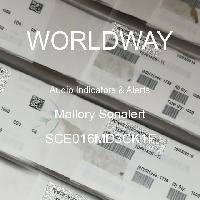 SCE016MD3CK1F - Mallory Sonalert - Indicadores de audio y alertas