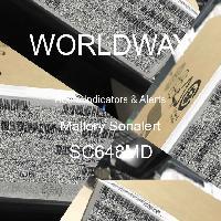 SC648MD - Mallory Sonalert - Indicadores de audio y alertas