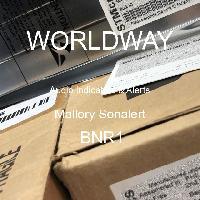 BNR1 - Mallory Sonalert - オーディオインジケータとアラート