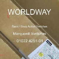 01022.4251-01 - Marquardt Switches - ベーシック/スナップアクションスイッチ