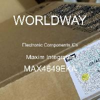 MAX4649EKA - Maxim Integrated Products