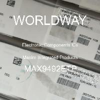 MAX9492ETP - Maxim Integrated Products