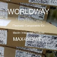 MAX4603WE+ - Maxim Integrated Products - Electronic Components ICs