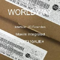 MAX7310AUE+ - Maxim Integrated Products