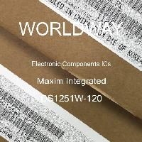 DS1251W-120 - Maxim Integrated Products