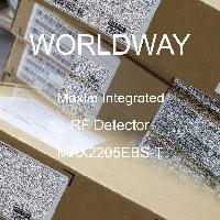 MAX2205EBS-T - Maxim Integrated Products - RF Detector