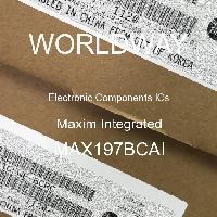 MAX197BCAI - Maxim Integrated Products - ICs für elektronische Komponenten