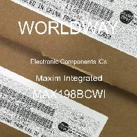 MAX198BCWI - Maxim Integrated Products